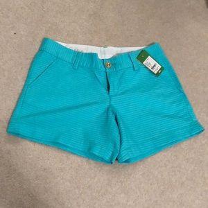Lilly Pulitzer Callahan Shorts Size 4